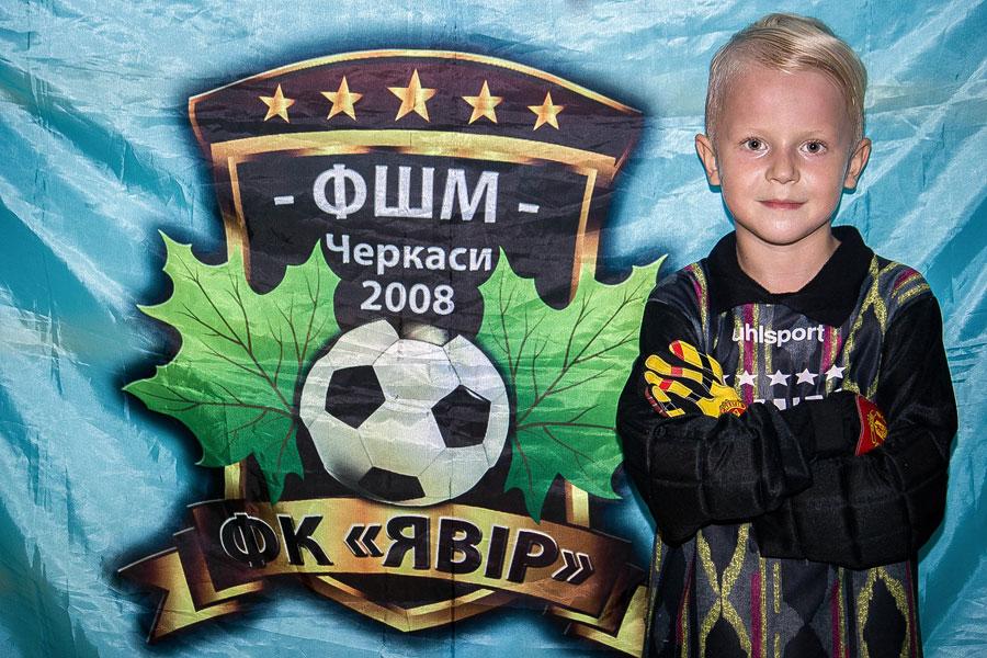 КУЛИК Захар Владиславович